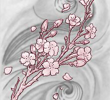 cherry blossoms by LastChance