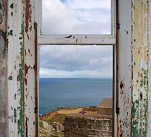 Torr Head Coast Guard Station,  Co. Antrim. by Sarah Cowan