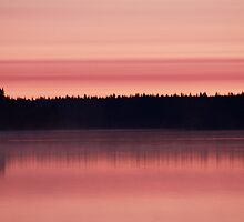 Sunrise at Duck Mountain by JenniferED