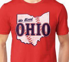We Bleed Ohio - Logo Tribe Red Unisex T-Shirt