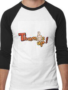 Thumbs Up Men's Baseball ¾ T-Shirt