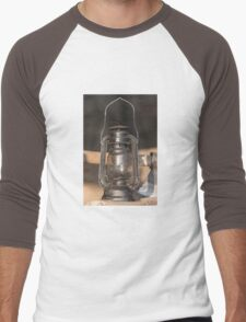 old lamp Men's Baseball ¾ T-Shirt