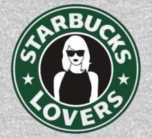 ts starbucks lovers Kids Clothes