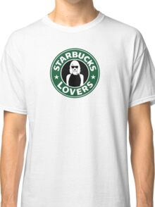 ts starbucks lovers Classic T-Shirt
