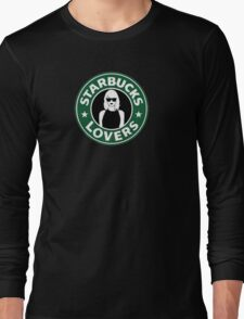 ts starbucks lovers Long Sleeve T-Shirt