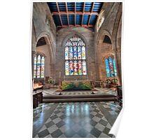 Lancaster Priory Poster