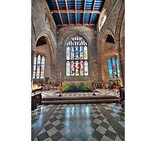Lancaster Priory Photographic Print