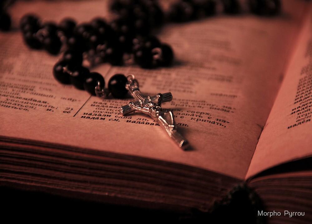 the eternal believer by Morpho  Pyrrou