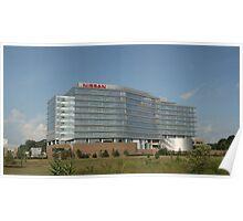 Nissan Headquarters - Franklin,TN  Poster