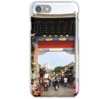 Jianshui, China iPhone Case/Skin