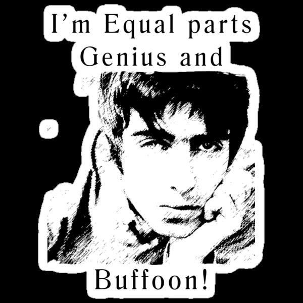 Genius Gallagher by b8wsa