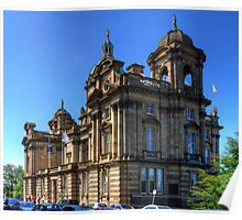 Bank of Scotland Building Poster