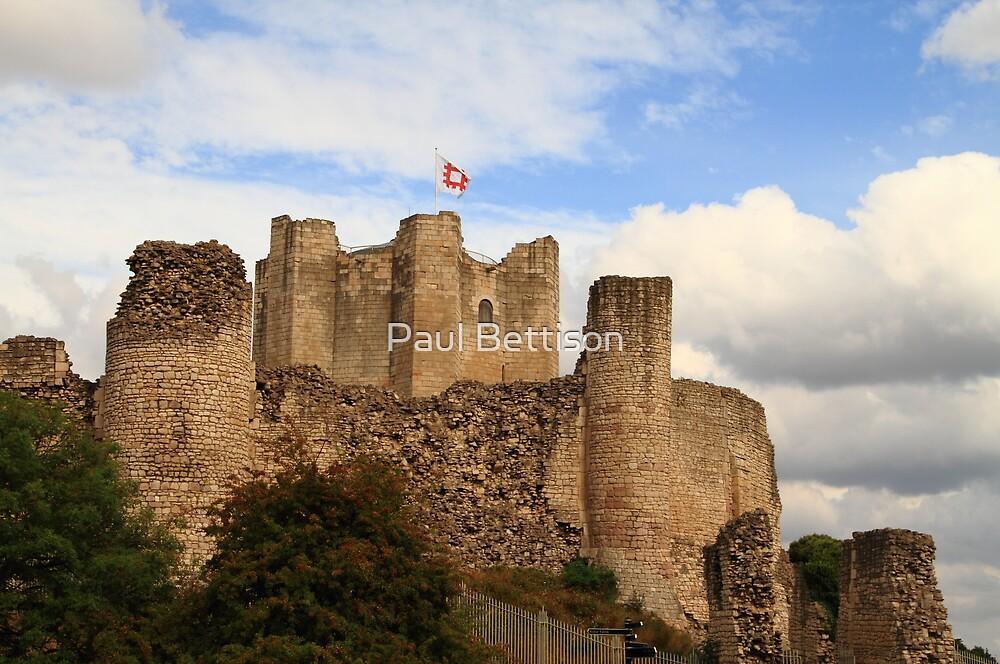Conisbrough Castle by Paul Bettison
