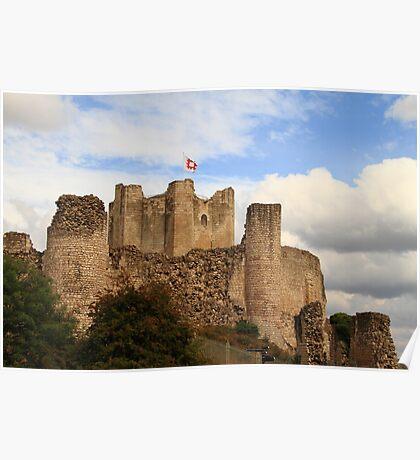 Conisbrough Castle Poster