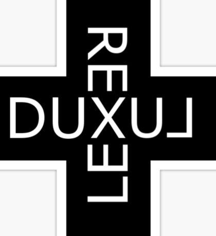 Rex Lex Dux Lux Sticker