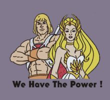 We Have The Power  by PopCultFanatics