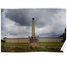 Naval Memorial Chatham Poster