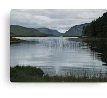 Glenveigh Lough Canvas Print