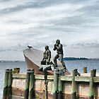 THE AMERICAN MERCHANT MARINE'S MEMORIAL by Misti Hymas
