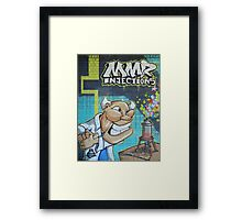 MMR injection, anyone? Framed Print