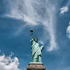 Lady Liberty by Misti Hymas