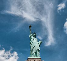 Lady Liberty by Misti Love