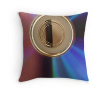 Looking through the window of?? Throw Pillow
