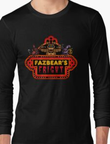 Five Nights at Freddy's - FNAF 3 - Fazbear's Fright Long Sleeve T-Shirt