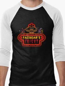Five Nights at Freddy's - FNAF 3 - Fazbear's Fright Men's Baseball ¾ T-Shirt