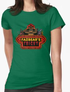 Five Nights at Freddy's - FNAF 3 - Fazbear's Fright Womens Fitted T-Shirt