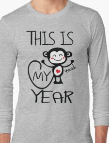 Ths is my year Long Sleeve T-Shirt