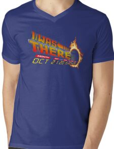 Back to the future day variant Mens V-Neck T-Shirt
