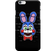 Five Nights at Freddy's - FNAF 2 - Toy Bonnie - It's Me iPhone Case/Skin