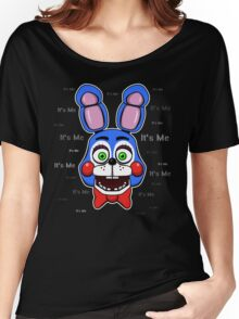 Five Nights at Freddy's - FNAF 2 - Toy Bonnie - It's Me Women's Relaxed Fit T-Shirt