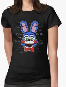 Five Nights at Freddy's - FNAF 2 - Toy Bonnie - It's Me Womens Fitted T-Shirt