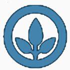 Pulp City Nature origin logo by Cilionelle