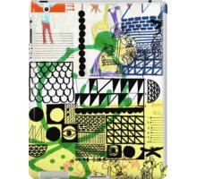 Rinjani X Popo iPad Case/Skin