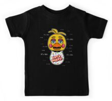 Five Nights at Freddy's - FNAF 2 - Toy Chica - It's Me Kids Tee