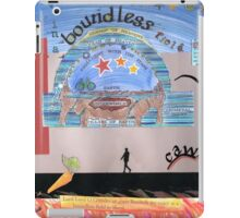 My voice, boundless, in Sheol  iPad Case/Skin