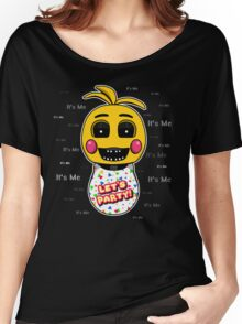 Five Nights at Freddy's - FNAF 2 - Toy Chica - It's Me Women's Relaxed Fit T-Shirt