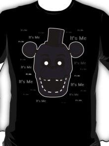 Five Nights at Freddy's - FNAF 2 - Shadow Freddy - It's Me T-Shirt