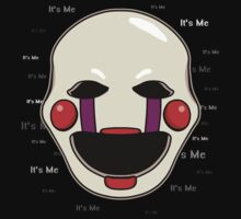 Five Nights at Freddy's - FNAF 2 - Puppet - It's Me One Piece - Long Sleeve