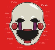 Five Nights at Freddy's - FNAF 2 - Puppet - It's Me Kids Tee
