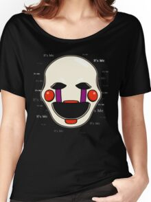 Five Nights at Freddy's - FNAF 2 - Puppet - It's Me Women's Relaxed Fit T-Shirt