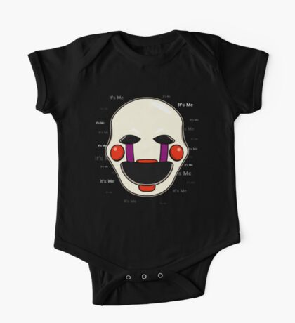 Five Nights at Freddy's - FNAF 2 - Puppet - It's Me One Piece - Short Sleeve