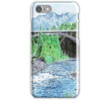 Capilano River iPhone Case/Skin