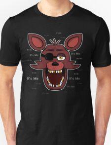 Five Nights at Freddy's - FNAF - Foxy - It's Me T-Shirt