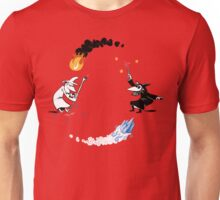 Wizard vs. Wizard Unisex T-Shirt