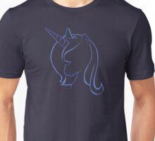 Luna Outline Unisex T-Shirt