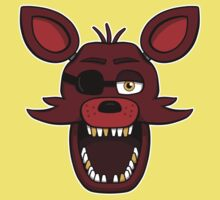 Five Nights at Freddy's - FNAF - Foxy  Kids Tee